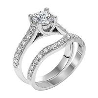 Click to view album: Gold Engagement Ring Sets